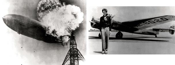 Hindenburg-Earhart