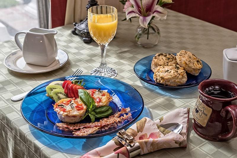 Breakfast - Egg Cups