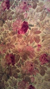 Patterns and Textures: Cabbage Rose Carpet