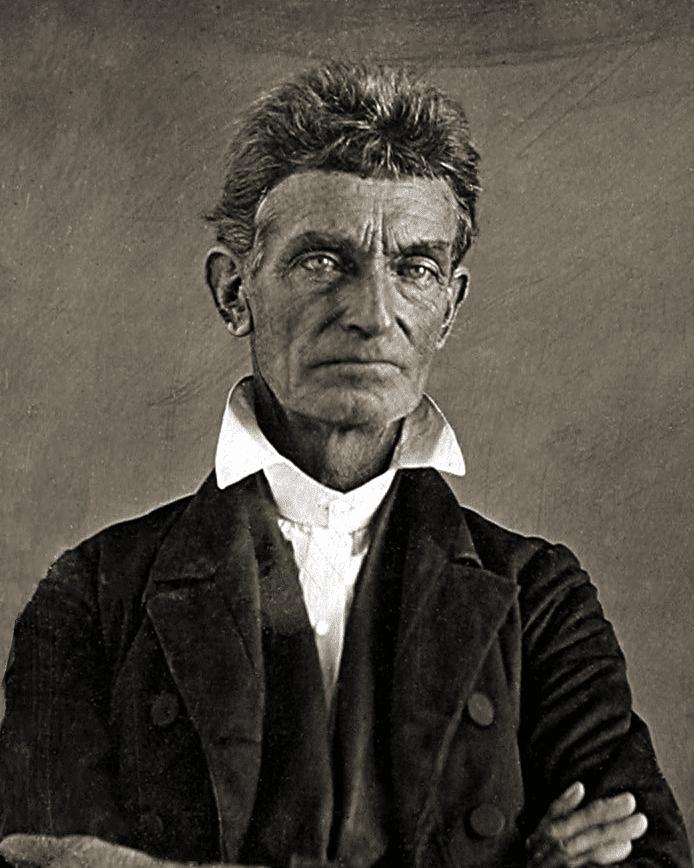 1850s John Brown, 1856