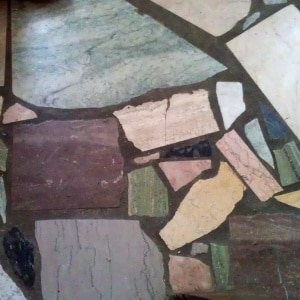 Patterns and Textures: Marble Entryway