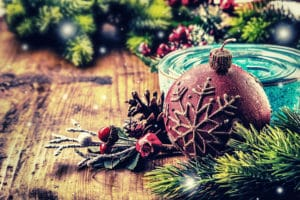 Victorian Christmas decorations in historic home tours, things to do in Independence MO
