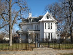 Harry S Truman Home tours one of the things to do in Independence MO