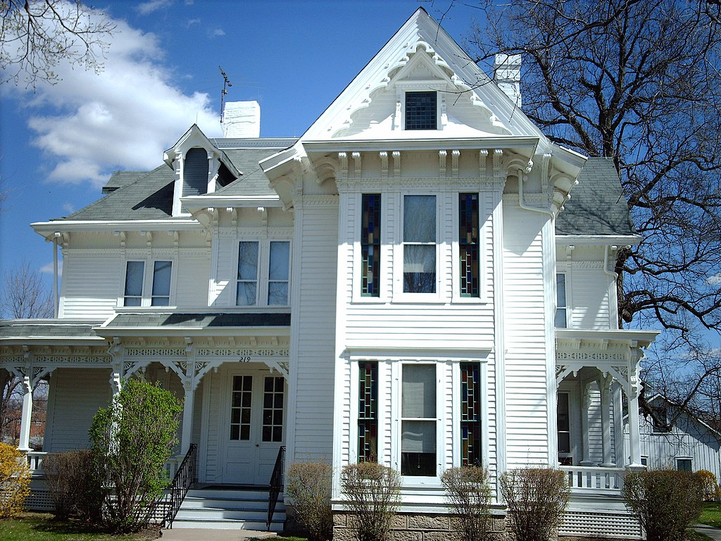 Visit the Truman House and the Truman Museum in Independence MO