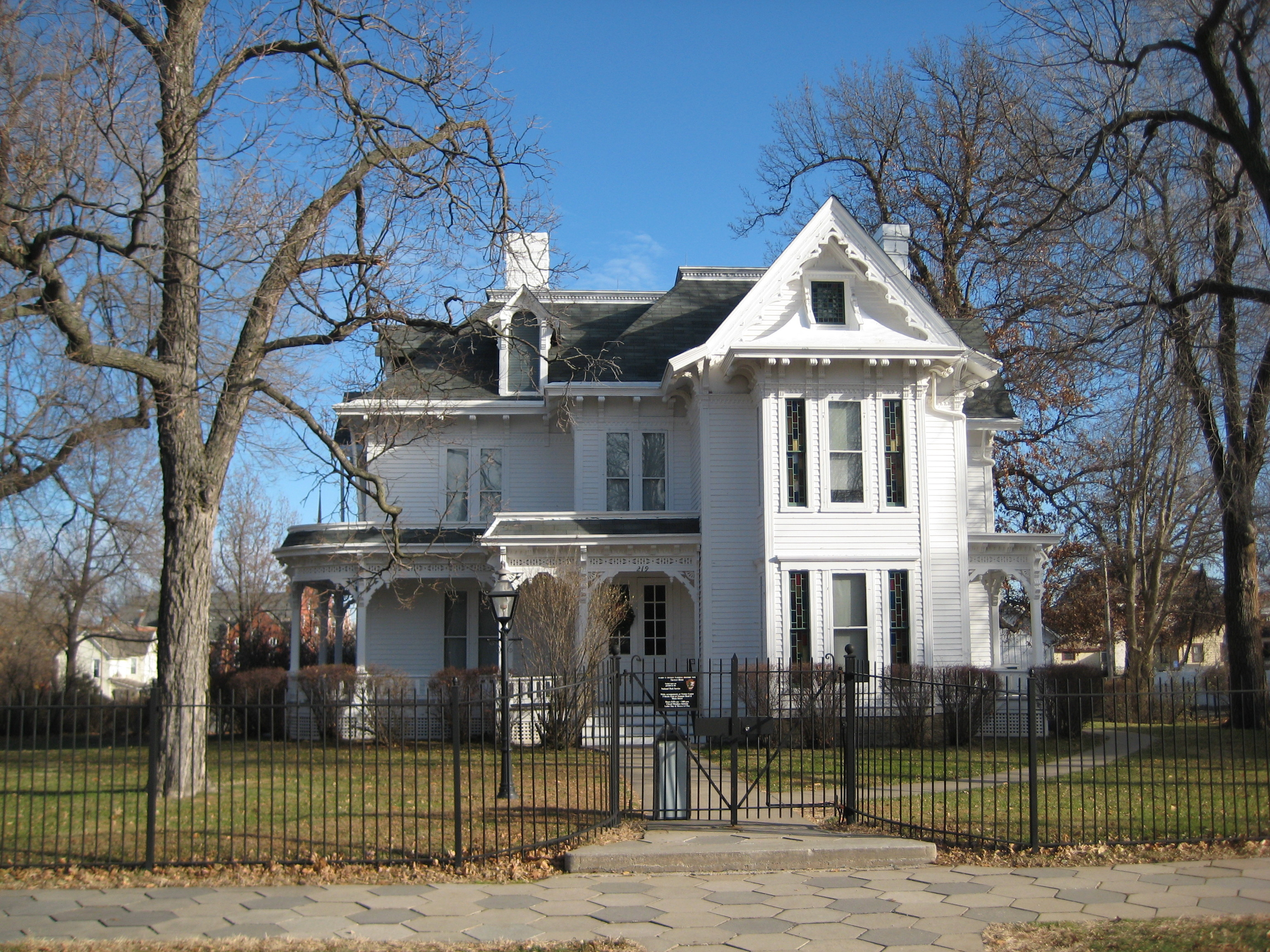 visit the harry s. truman house this falll