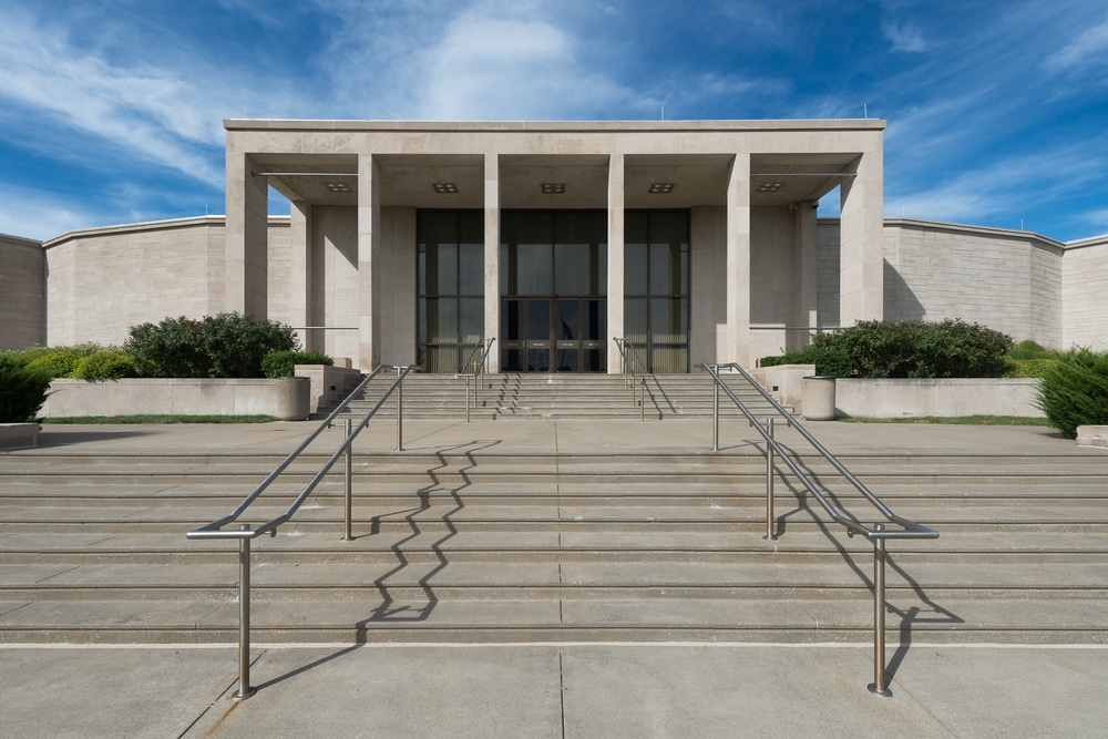 The Truman Library is a top attraction